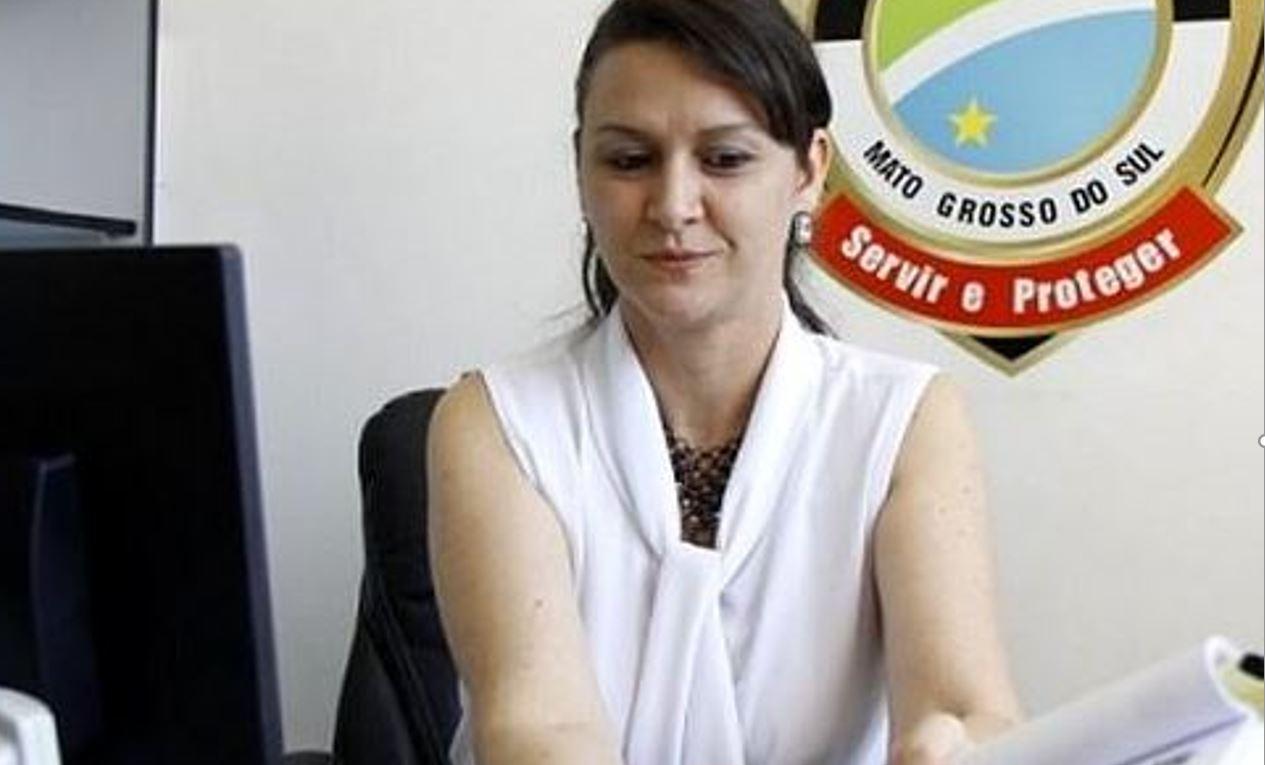 Delegada Ana Cláudia Medina assume o Departamento de Repressão à Corrupção  e ao Crime Organizado da Polícia Civil | Tempo MS News
